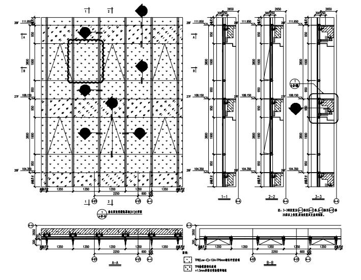 深圳华润大冲村改造项目幕墙施工图结构计算书(2013)