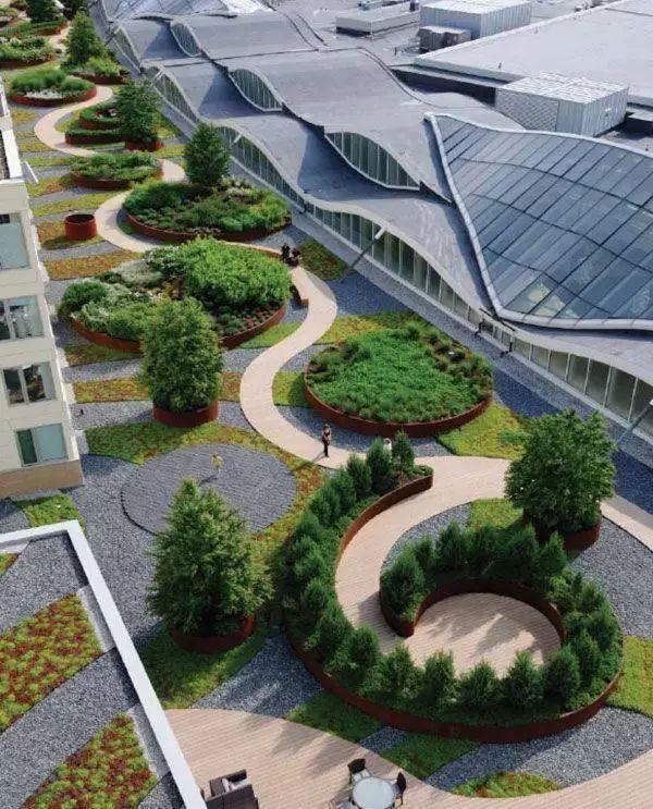 干货丨屋顶绿化知识详解,详细到什么程度你看看_28