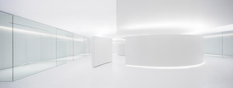 """西班牙Petra石材展厅及工作室室内设计方案文本(""""展示石材的纯净之地"""" 65P)"""