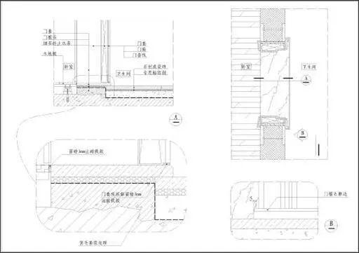最全面装饰工程主要工艺标准!附现场施工图文_37