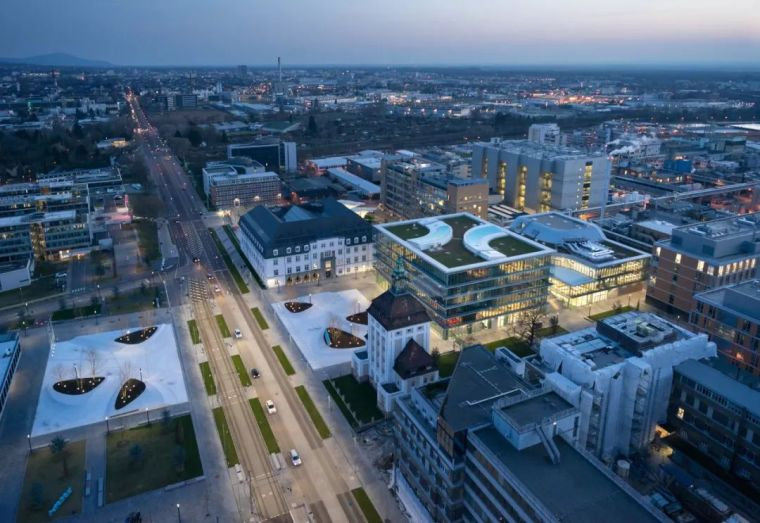 HENN丨建筑的可持续性与文化传承_41