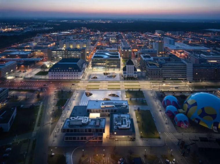 HENN丨建筑的可持续性与文化传承_51
