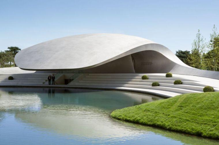 HENN丨建筑的可持续性与文化传承_60