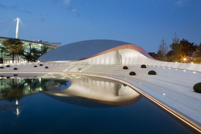 HENN丨建筑的可持续性与文化传承_62