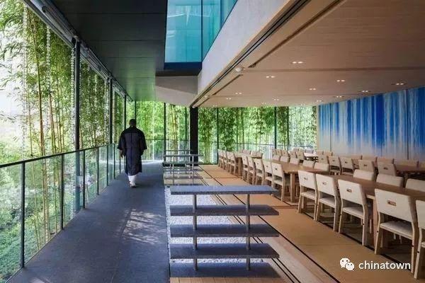 钢结构里的禅思:日本当代寺庙的建筑与设计