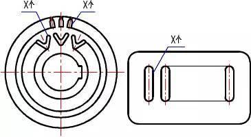 [IBE]CAD制图中的那些简化画法,学习了!
