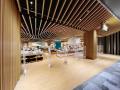 [杭州]言几又杭州来福士店室内设计方案文本丨31P