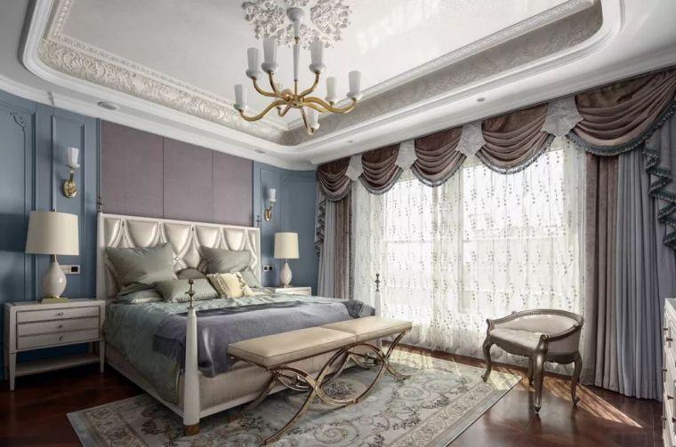 320㎡复式别墅设计,处处彰显家的温馨与浪漫!_8