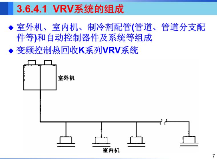 冷剂式空调系统二、气流分布(哈工大)