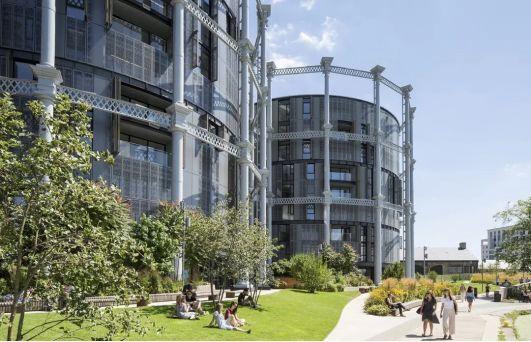 设计|储气罐改公寓,电厂变美术馆,英国的改造为何值得我们学