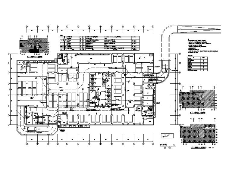 内蒙古三甲医院新建综合楼弱电智能化图纸