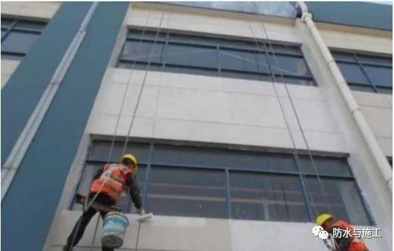多雨季节,如何做外墙防水是关键!