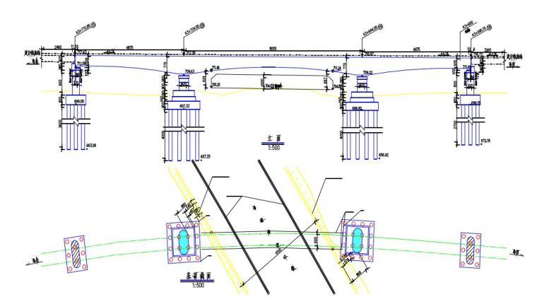 铁路连续梁转体桥BIM建模方法_2