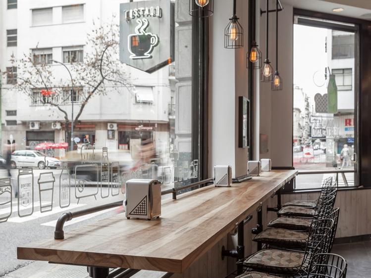 阿根廷托斯塔的咖啡厅