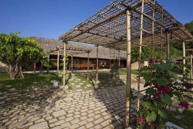 70款·各式景观花架,配上各种藤蔓植物,简直要美翻了!_10
