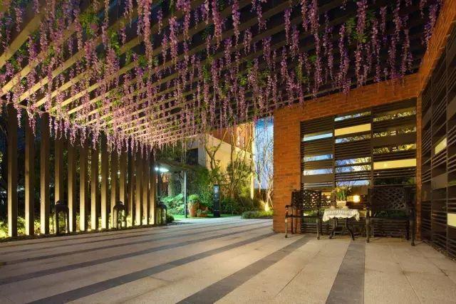 70款·各式景观花架,配上各种藤蔓植物,简直要美翻了!_51
