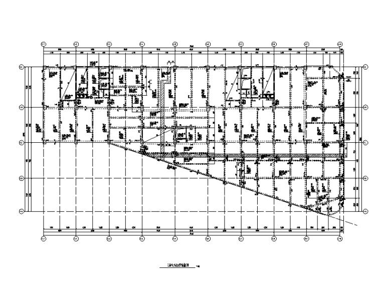 商业中心全套施工图(2015,建筑结构)