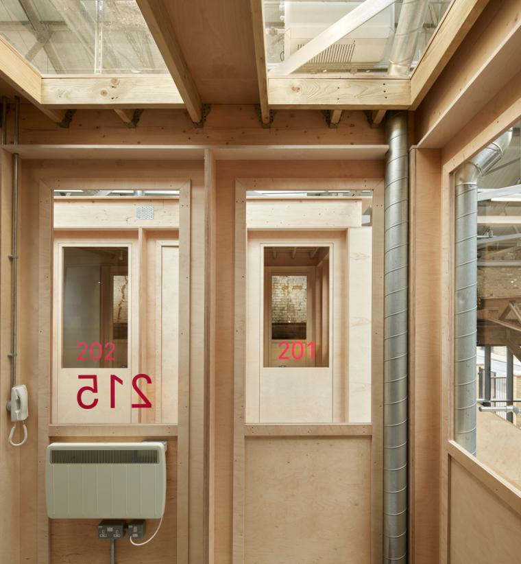 英国Forge办公室和展览建筑-Emrys_Craft_Central_at_The_Forge_15