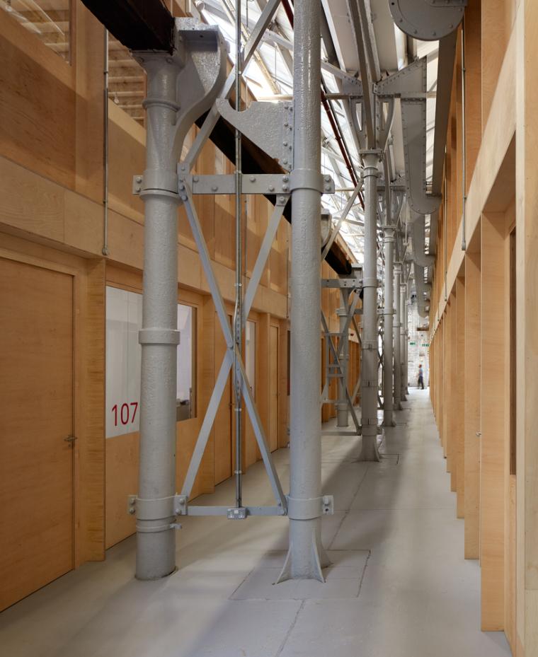 英国Forge办公室和展览建筑-Emrys_Craft_Central_at_The_Forge_18
