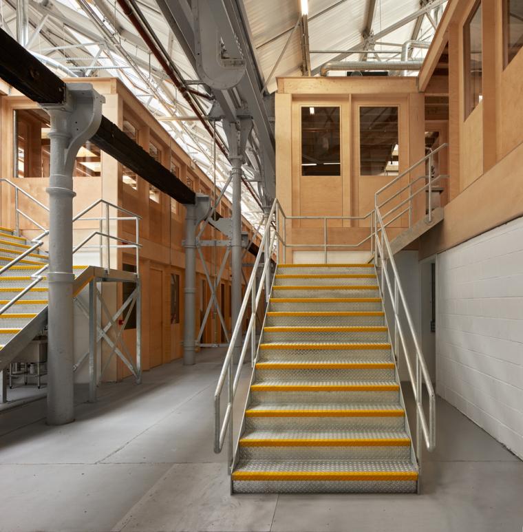 英国Forge办公室和展览建筑-Emrys_Craft_Central_at_The_Forge_21