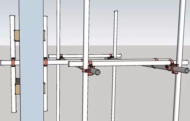 三维立体图解脚手架工程,通俗易懂!_11
