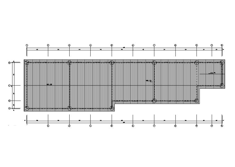 吉林电气市政园林车库施工图