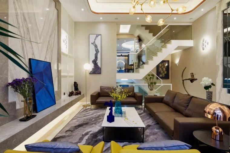 400㎡北京联排别墅,一家四口的幸福之家!