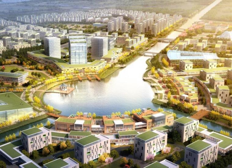 ICT技术实施方案资料下载-海绵城市设计建设实施方案(101页,图文丰富)
