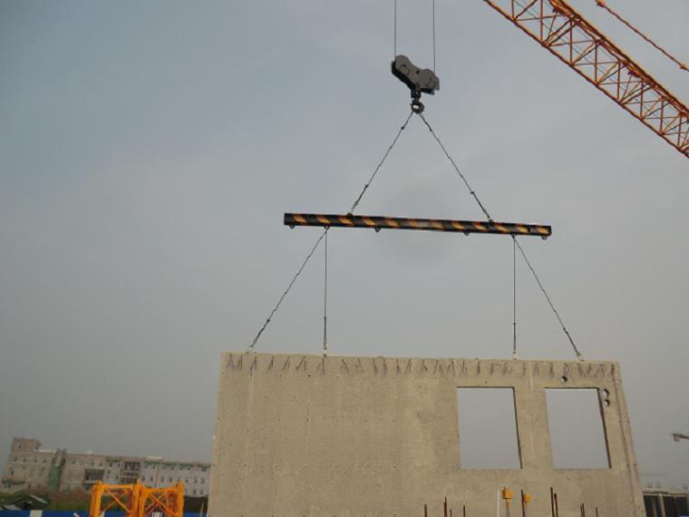 剪力墙结构PC建筑吊装专项施工方案(图文并茂)