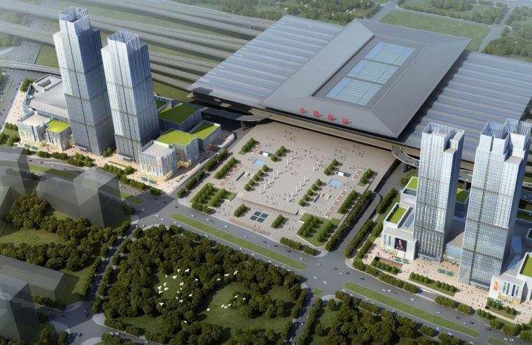 [安徽]现代风格商业中央广场建筑方案文本(PDF+167页)