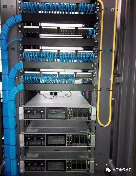 弱电系统布槽、布管及布线工艺要求