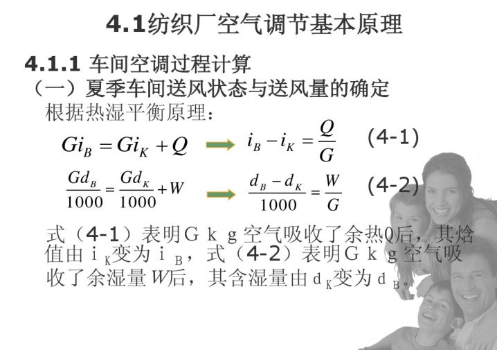 vrv空调系统原理讲解资料下载-空气调节系统及其基本原理(89页)