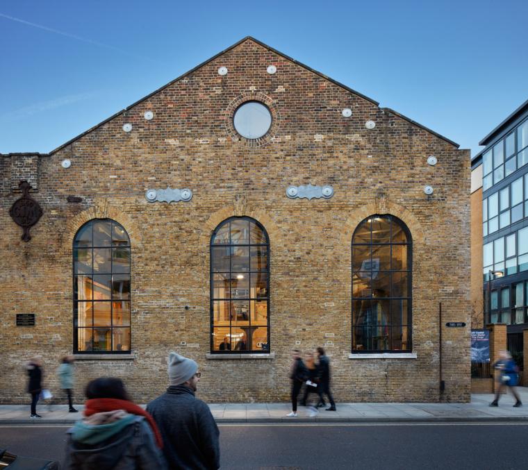 英国Forge办公室和展览建筑-Emrys_Craft_Central_at_The_Forge_56