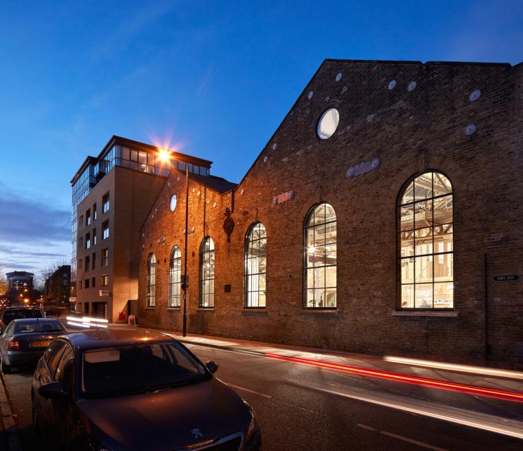 英国Forge办公室和展览建筑-Emrys_Craft_Central_at_The_Forge_57