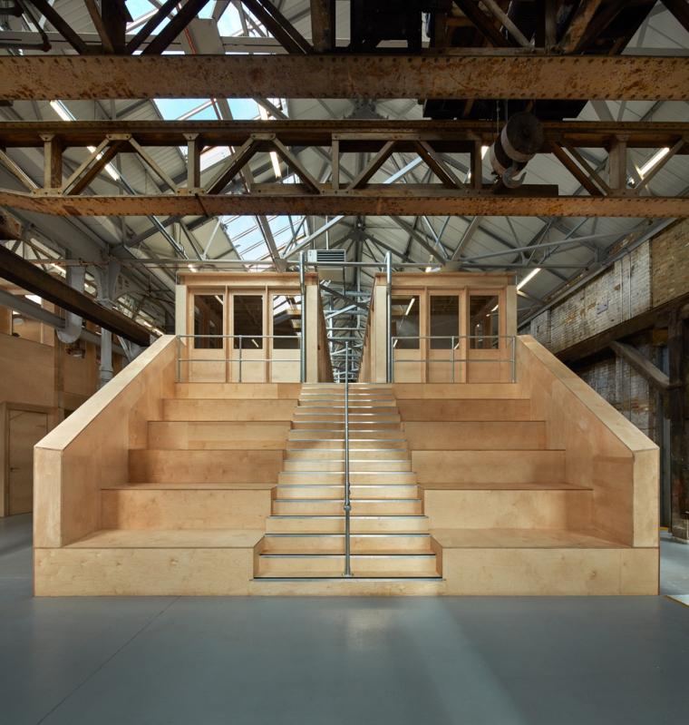 英国Forge办公室和展览建筑-feature_-_Emrys_Craft_Central_at_The_Forge_2