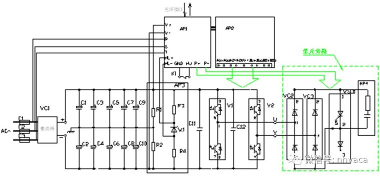 一控二变频器资料下载-变频器常见故障处理