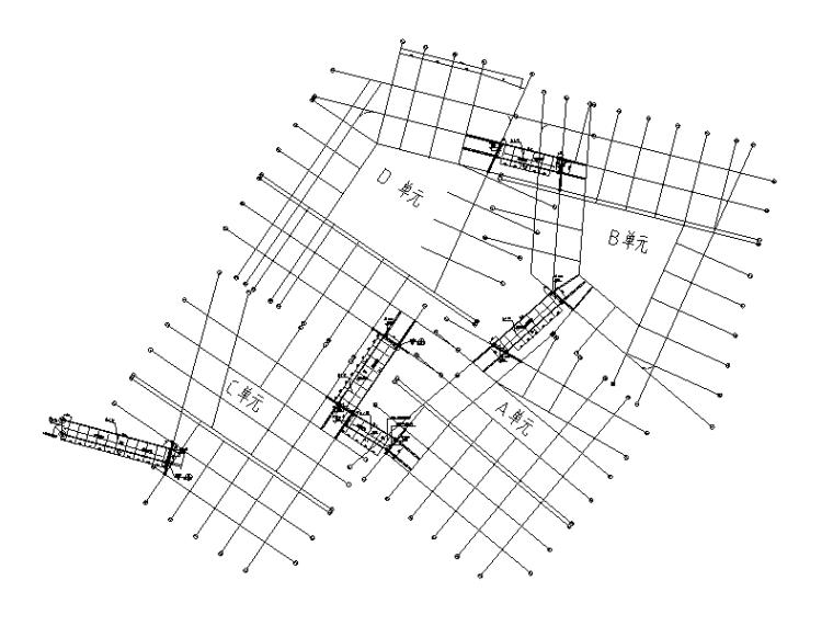 钢连廊结构施工图(2019)