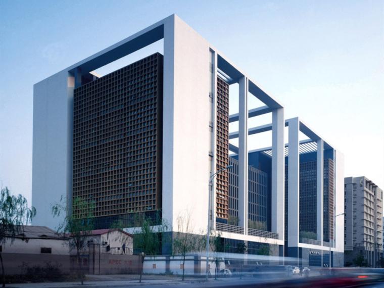 南开大学商学院综合教学楼