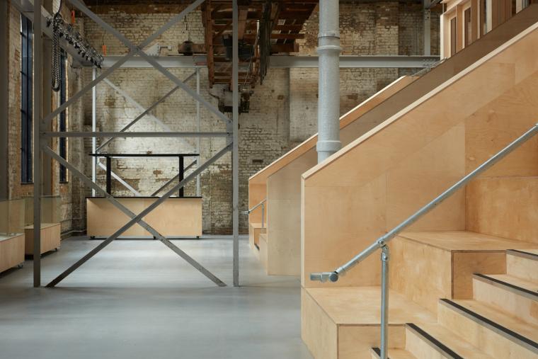 英国Forge办公室和展览建筑-Emrys_Craft_Central_at_The_Forge_10