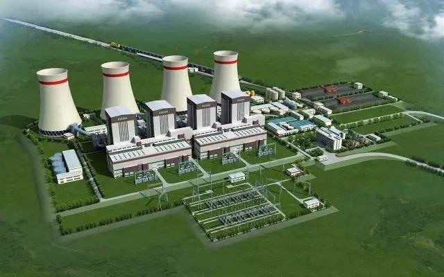 电厂项目工程安全文明施工策划书(图文)