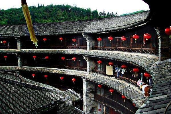 中国五大特色民居建筑分别有什么特点?