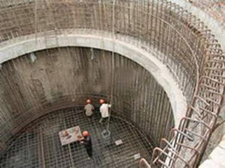 沉井施工方案及方法(26页,清楚明了)