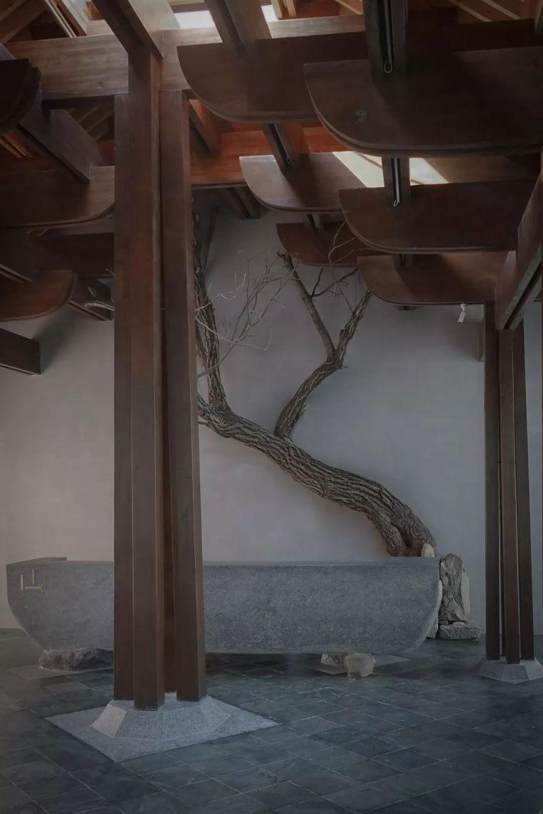 安徽古村落接待中心改造——饱读诗书的本地姑娘_23
