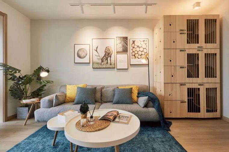 北欧清新的顶层小复式住宅-3ae8bd82d9934c6311ee79304bfbff27