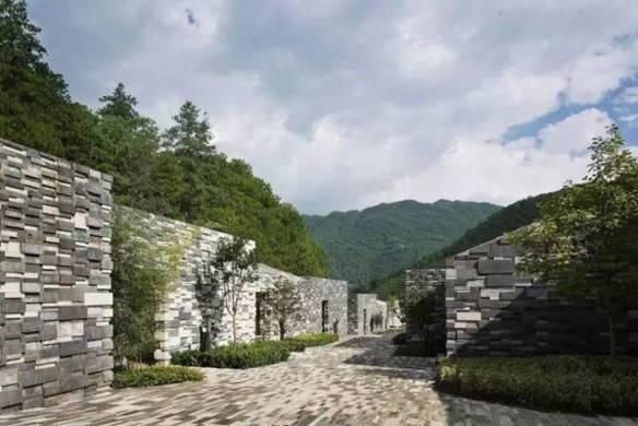 建筑|世界级建筑大咖要在径山造一座禅意酒店!一起看看隈研吾_1