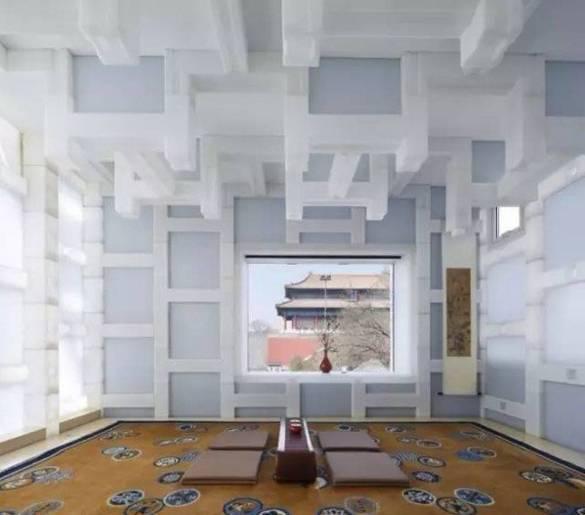 建筑|世界级建筑大咖要在径山造一座禅意酒店!一起看看隈研吾_8