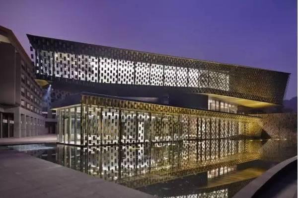 建筑|世界级建筑大咖要在径山造一座禅意酒店!一起看看隈研吾_10