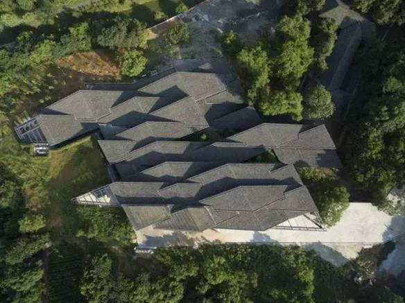 建筑|世界级建筑大咖要在径山造一座禅意酒店!一起看看隈研吾_12