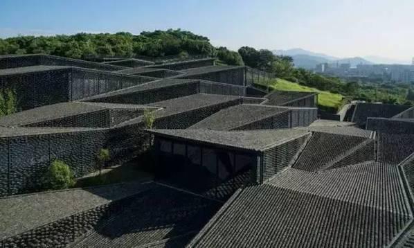 建筑|世界级建筑大咖要在径山造一座禅意酒店!一起看看隈研吾_13