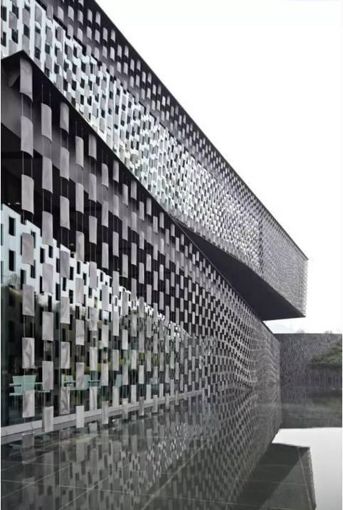 建筑|世界级建筑大咖要在径山造一座禅意酒店!一起看看隈研吾_11